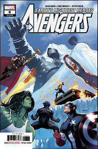 Avengers-8-Earth-039-s-Mightiest-Heroes-MARVEL-COMICS-1st-Print-COVER-A-1ST-PRINT