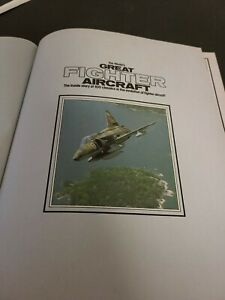 THE WORLD'S GREAT FIGHTER AIRCRAFT - by W. Green & G. SWANBOROUGH Hardcover