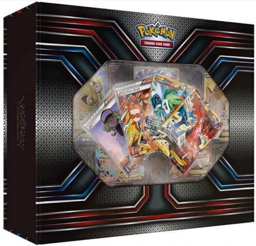 Pokemon tcg xy premium - trainer ist kit collection box verschlossen die Besteen xy