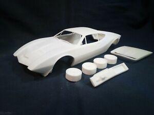 1/25 resin 1970 AMC AMX/3 body kit