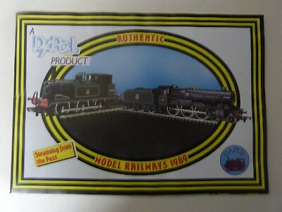 1989 Dapol Model Railways Catalogue