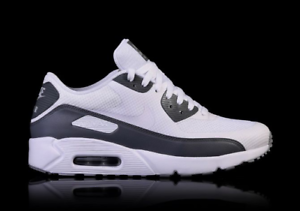 3f4a208773 Mens Nike Air Max 90 Ultra 2.0 Sneakers New, White / Cool Grey ...