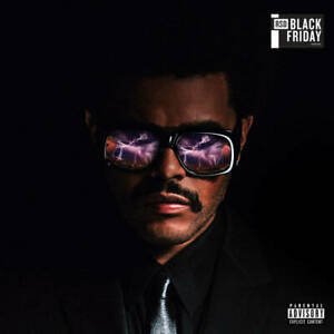 The Weeknd After Hours (Remixes) TRANSLUCENT PURPLE VINYL RSD BF 2020 BRAND NEW