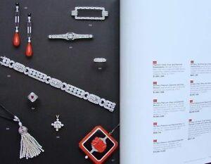 CATALOGUE-DE-VENTE-BIJOUX-JEWELRY-Antique-Art-Deco-or-platine-diamant-perle