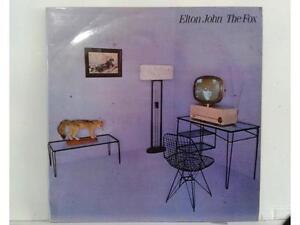 ELTON-JOHN-THE-FOX-LP-VINILO-ESPANA-1981-EX-NM-EX-NM