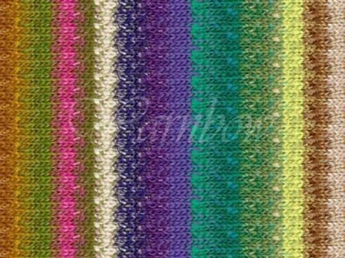 cotton silk wool yarn Yellow-Green-Purple-White-Pea-Pink-Nut :Taiyo #57: NORO