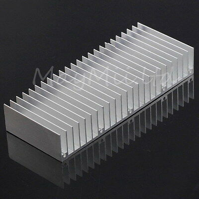 60x150x25mm High Quality Aluminum Heat Sink for LED and Power IC Transistor MY