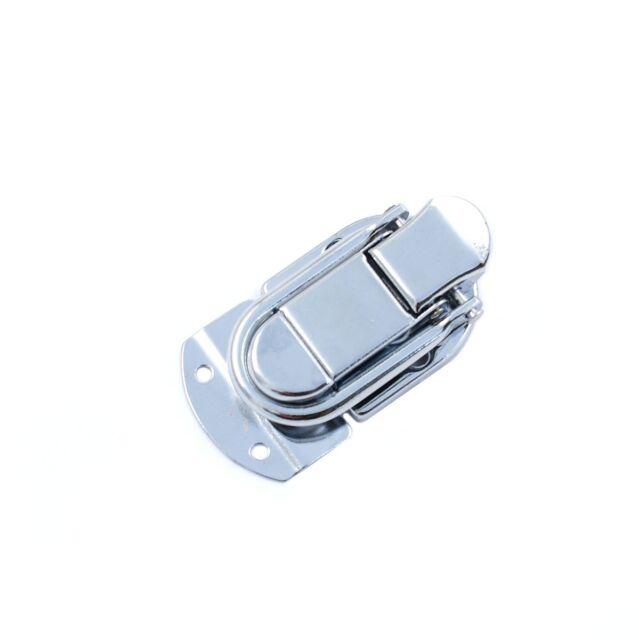 790e534349 (D63) 1 Nickel Drawbolt Closure Latch for Guitar Case /musical cases