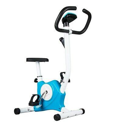 BODYTRAIN Exercise Bike Adjustable Resistance Home Workout Cardio Exercise UK