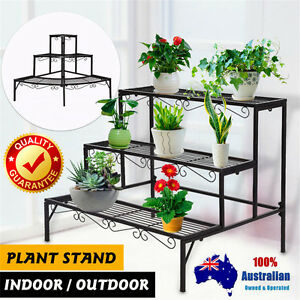 Ordinaire Image Is Loading New Outdoor Indoor Flower Pots Plant Stand Garden