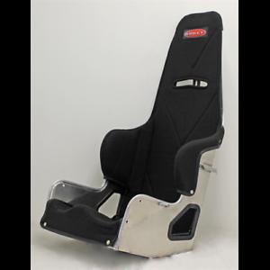 Fits 38185 Kirkey 3818511 Racing Seat Cover Black Tweed
