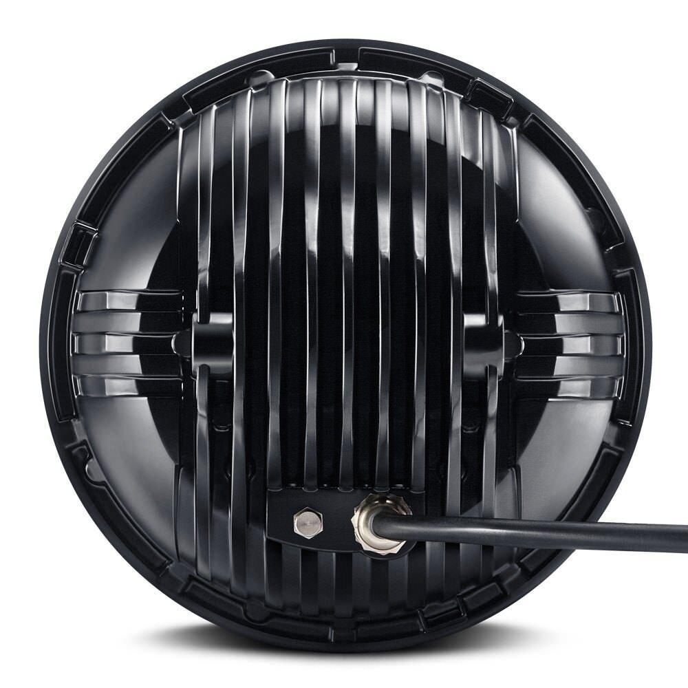 suzuki samurai sj410 dot sealed 7 inch led round headlight. Black Bedroom Furniture Sets. Home Design Ideas