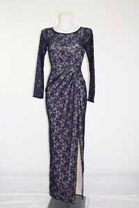 Ladies-new-ex-coast-lace-maxi-dress-with-split-rrp-129-size-6-8-10