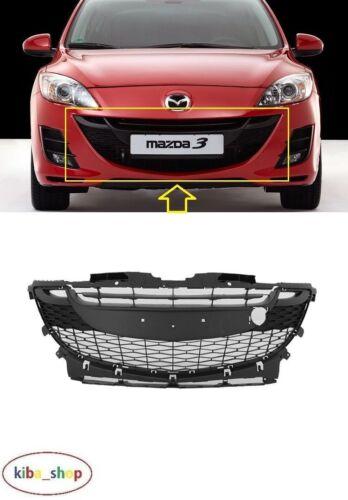 8CW8501T1C Mazda 3 2009-2011 Nuevo Centro Delantero Parachoques Rejilla Parrilla del radiador