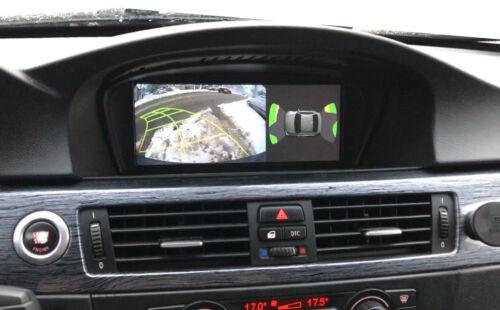Cámara de respaldo de marcha atrás BMW Retrofit 3AG E88 E90 E84 E70 CIC MID X1 x5 1 3 5