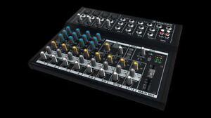 Mackie Mix12fx 12 Channel Mixer-afficher Le Titre D'origine Douceur AgréAble