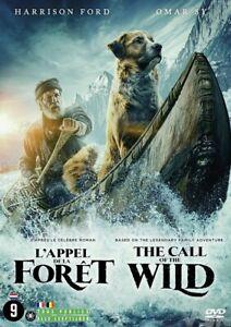 DVD-THE-CALL-OF-THE-WILD-L-039-APPEL-DE-LA-FORET-NEW-NOUVEAU-SEALED