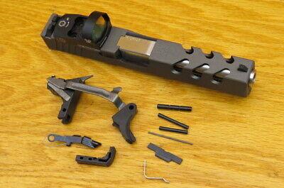 NEW Rock Slide USA Upper for Glock 17 GEN3 9mm RS2FS9 RMR Burnt Bronze