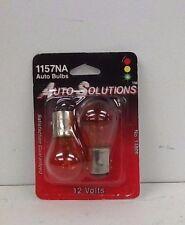 #1157NA (Natural Amber) Auto Bulbs automotive bulbs NEW 12 volts