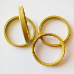 72,0mm 4 anelli di centraggio 73,1mm