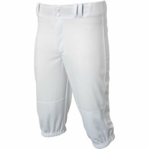 Champro Triple Crown Knicker Youth Boys Baseball Pant Grey /& White