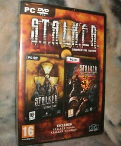 STALKER-S-T-A-L-K-E-R-Radioactive-Edition-RARE-PC-game-FACTORY-SEALED