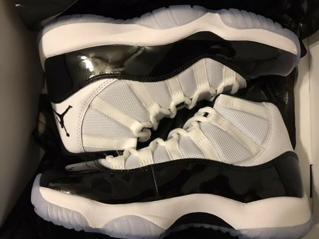 new styles d7c84 208a2 Air Jordan 11 Retro Concord 2018 45 Size 7 Mens RARE Not GS