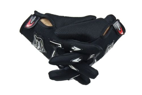 Bike Bicycle Cycling Full Finger Gloves Men Womens Sports BMX Riding MTB Racing