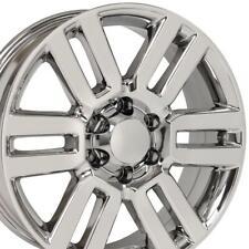 20 Rims Fit Toyota Lexus Hl Tacoma Tundra 4runner Chrome Wheels 69561 Fits 2004 Toyota Tundra