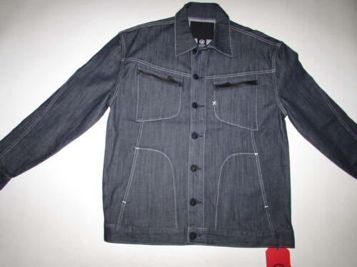 Largo Uomo Etichetta Jeans Religion Giacca Urban True S Blu Con Nuova Elementi 5tOq1