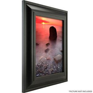 Craig-Frames-2-034-Wide-Modern-Black-Wall-Decor-Picture-Frames-amp-Poster-Frames
