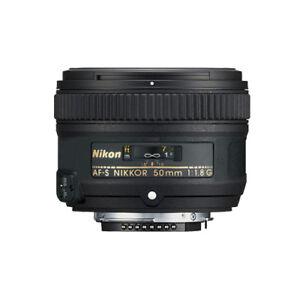 Nikon-50mm-f-1-8G-AF-S-NIKKOR-Lens-for-Nikon-Digital-SLR-Cameras
