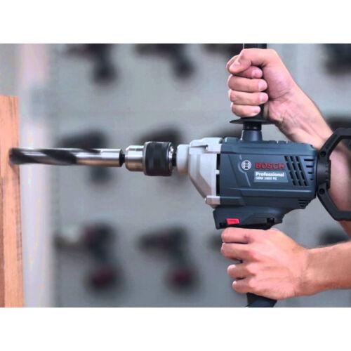 Bosch GBM1600RE 630rpm Electric Mixer Drill 850W 65Nm 220V 3Kg Key Chuck C-plug