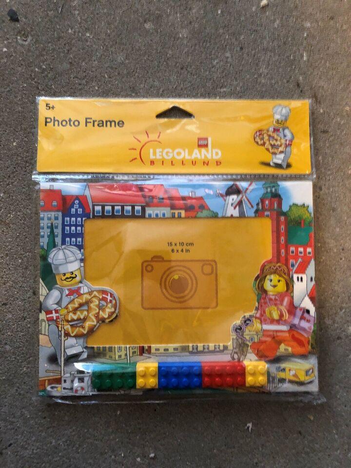 Lego andet, Fotoramme