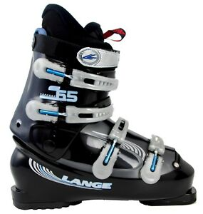 NEW-350-Womens-Lange-Concept-65-Ski-Boots-Ladies-Size-USA-7-5-8-9-5-EUR-25-5-27