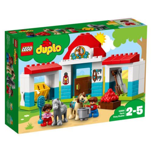 NEW LEGO DUPLO 10868 Farm Pony Stable