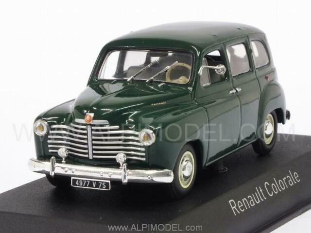 Renault Colorale 1952 Sapin Green 1:43 NOREV 519178