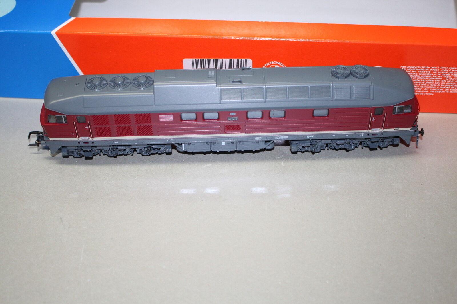 Roco 63430 Dieselok Baureihe 142 001-7 Deutsche Reichsbahn DSS Spur H0 OVP