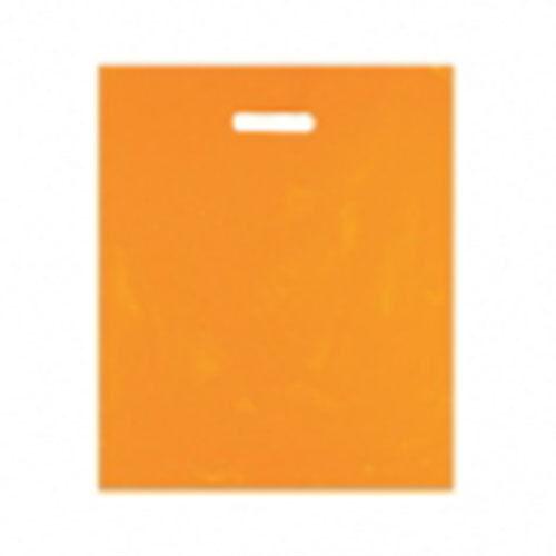 """Les sacs en plastique orange 50/'s 15 /"""" 18/"""""""