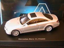 MERCEDES BENZ CL CLASS COUPE W216 SILVER 2006 AUTOART 56241 1/43 CLASSE KLASSE