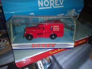 MATCHBOX-DINKY-1-43-1948-COMMER-8-CWT-VAN-SHARP-039-S-SUPER-KREEM-TOFFEE-NEUF-BOITE