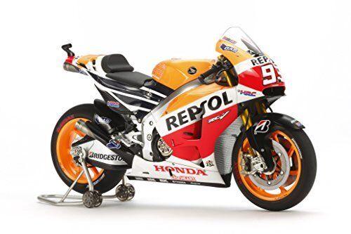 Tamiya 1 12 Motorcycle Series No.130 Repsol Honda RC213 V '14 14130 from Japan