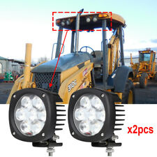425 35w Led Flood Beam Work Lights For Casegehlcaterpillar Industrial X2pcs