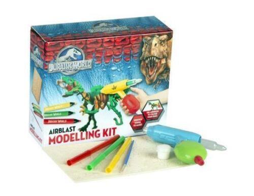 Jurassic World Luft Blast Modellierend Set Dinosaurier Dino Holzmodell Kreativ