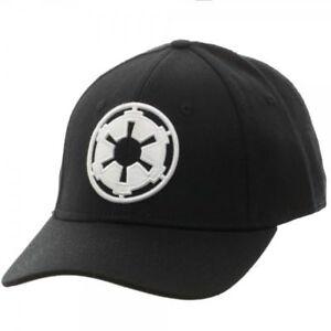4b95ba159a2 Star Wars VII  The Force Awakens Galactic Empire Flex Baseball Cap ...