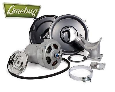VW T1 Beetle Alternator w// Regulator CLASSIC T2  Bay window Bus Camper 55 Amp