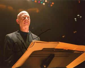 JK-SIMMONS-Authentic-Hand-Signed-034-WHIPLASH-034-8x10-Photo-PROOF-B