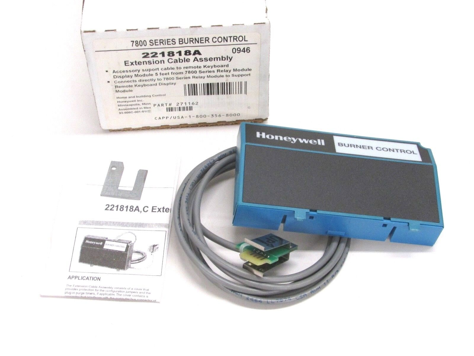 Honeywell LXE Scanner 8800 30-8500A053CBL7USB 7ft Cable Assy USB Type A USB Type A, 7ft