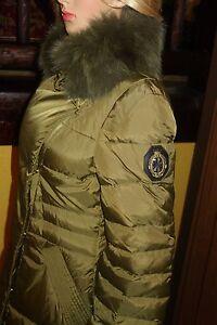 Just-Cavalli-Down-Jacket-Sz-46-new