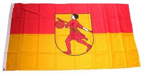 Fahne Wilhelmshaven Hissflagge 90 x 150 cm Flagge